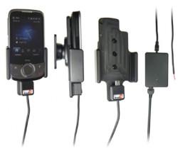 Support voiture  Brodit HTC T4242  installation fixe - Avec rotule, connectique Molex. Chargeur 2A. Réf 971883