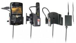 Support voiture  Brodit BlackBerry Curve 8350i  installation fixe - Avec rotule, connectique Molex. Chargeur 2A. Réf 971888