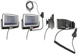 Support voiture  Brodit TomTom XL 30-series  avec réplicateur de port - Support actif avec prise allume-cigare. Avec rotule. 12/24 Volt. Réf 278018