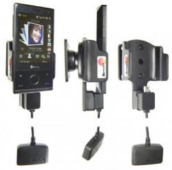 Support 3 en 1  Brodit HTC P3700  3 en 1 - 40 cm de câble adaptateur. Pour S270 batterie standard 900 mAh. Réf 843843