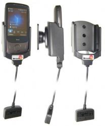 Support 3 en 1  Brodit HTC Touch 3G  3 en 1 - 40 cm de câble adaptateur. Réf 843876