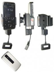 Support 3 en 1  Brodit HTC Touch Pro  3 en 1 - 3 cm de câble adaptateur. Pour un montant position fermée. Réf 849869
