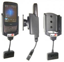 Support 3 en 1  Brodit HTC Touch 3G  3 en 1 - 3 cm de câble adaptateur. Réf 849876