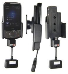 Support 3 en 1  Brodit HTC T4242  3 en 1 - 3 cm de câble adaptateur. Réf 849883