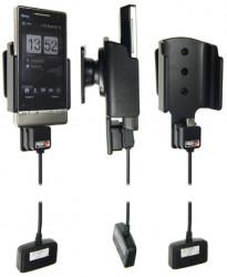Support 3 en 1  Brodit HTC Touch Diamond 2 T5353  3 en 1 - 40 cm de câble adaptateur. Réf 520011