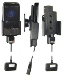 Support 3 en 1  Brodit HTC T4242  3 en 1 - 40 cm de câble adaptateur. Réf 843883