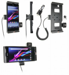 Support voiture  Brodit Sony Xperia Z Ultra  antivol - Réf 535618