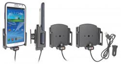 Support réglable. Convient appareils avec et sans étui de dimensions: Larg: 75-89 mm, épaiss.: 12-16 mm. Réf 521630