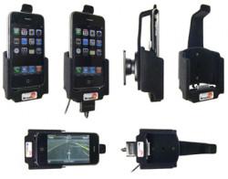 Support voiture  Brodit Apple iPhone 3G  avec réplicateur de port - Pour une position verticale et horizontale plus sûr. Surface &quot