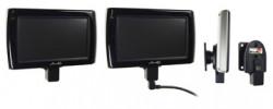 Support voiture  Brodit Mio Moov Spirit V 505 TV  avec réplicateur de port - Support passif avec rotule. Réf 516069
