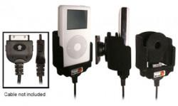Support voiture  Brodit Apple iPod 3rd Generation 10 GB  pour fixation cable - Pour charger le câble de style de câble et Neo Prolink. Surface &quot