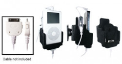 Support voiture  Brodit Apple iPod 3rd Generation 10 GB  pour fixation cable - Pour les émetteurs Scosche Bluetooth. Réf 840677