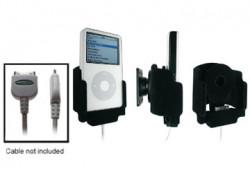 Support voiture  Brodit Apple iPod 2nd Generation 20 GB  pour fixation cable - Pour le câble périphérique. Réf 840687