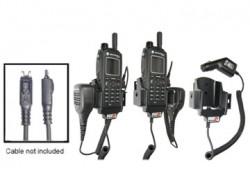 Support voiture  Brodit Motorola MTP 850  pour fixation cable - Pour le câble Motorola. Réf 841488