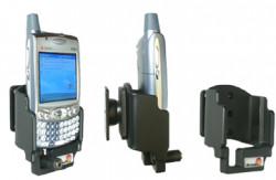 Support voiture  Brodit Handspring Treo 650  pour fixation cable - Pour câble de chargement. Réf 845635
