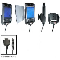 Support voiture  Brodit HP iPAQ hx47xx  pour fixation cable - Pour GPS-câble ou Sync- / de données / chargement-câble. Réf 846621