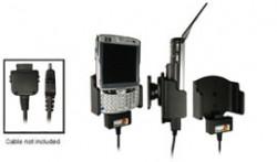Support voiture  Brodit HP iPAQ hw65xx  pour fixation cable - Pour GPS-câble ou Sync- / de données / chargement-câble. Réf 846648