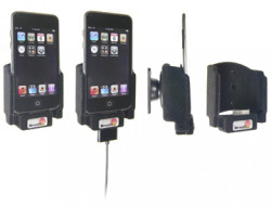 Support voiture  Brodit Apple iPod Touch 2nd Generation  avec réplicateur de port - Surface &quot