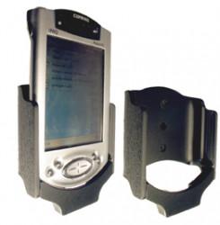 Support voiture  Brodit Compaq iPAQ 38xx  pour fixation cable - Pour GPS-câble ou Sync- / de données / chargement-câble. Non expansionpack. Réf 848534