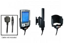 Support voiture  Brodit HP iPAQ h22xx  pour fixation cable - Pour GPS-câble ou Sync- / de données / chargement-câble. Réf 848579