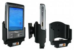 Support voiture  Brodit Fujitsu-Siemens Pocket Loox C550  pour fixation cable - Avec intégré dans le connecteur d'origine. Convient à tous les câbles. Réf 849658
