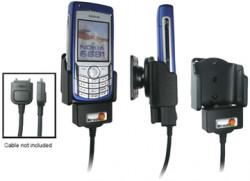 Support voiture  Brodit Nokia 6680  pour fixation cable - Pour le câble Nokia CA-27, CA-76 (inclus dans le kit mains libres CK7W, CK-20W). Réf 905012