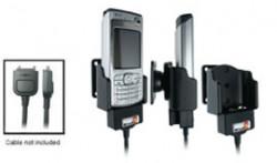 Support voiture  Brodit Nokia N70  pour fixation cable - Pour le câble Nokia CA-27, CA-76 (inclus dans le kit mains libres CK7W, CK-20W). Réf 905044