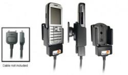 Support voiture  Brodit Nokia 6233  pour fixation cable - Pour le câble Nokia CA-27, CA-76 (inclus dans le kit mains libres CK7W, CK-20W). Réf 905082
