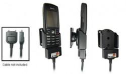 Support voiture  Brodit Nokia E50  pour fixation cable - Pour le câble Nokia CA-27, CA-76 (inclus dans le kit mains libres CK7W, CK-20W). Réf 905132