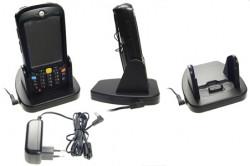 Support voiture  Brodit Motorola MC55  de table, bureau - Avec câble d'alimentation, standard de l'UE. Réf 215498