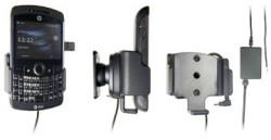 Support voiture  Brodit HP iPAQ Glisten  installation fixe - Avec rotule, connectique Molex. Chargeur 2A. Réf 513084