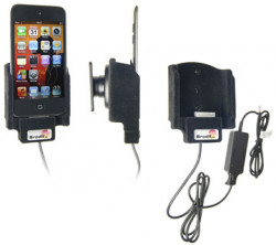 Support voiture  Brodit Apple iPod Touch 4th Generation  installation fixe - Avec rotule. Surface &quot