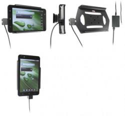 Support voiture  Brodit ZTE Light V9  installation fixe - Avec rotule, connectique Molex. Réf 513371