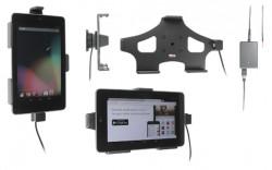 Support voiture  Brodit Asus Google Nexus 7  installation fixe - Avec rotule, connectique Molex. Réf 513412