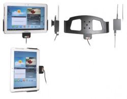 Support voiture  Brodit Samsung Galaxy Tab 2 10.1  installation fixe - Avec rotule, connectique Molex. Réf 513415