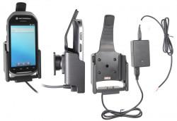 Support voiture  Brodit Motorola MC40  installation fixe - Avec rotule, connectique Molex. Chargeur 2A. Uniquement pour l'appareil sans lecteur de carte de crédit. Réf 513528