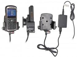 Support voiture  Brodit Motorola EWP 2100  installation fixe - Avec rotule, connectique Molex. Chargeur 2A. Réf 513529