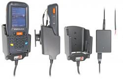 Support voiture  Brodit Datalogic LYNX  installation fixe - Avec rotule, connectique Molex. Chargeur 2A. Pour appareil avec batterie standard et étendu. Réf 513567