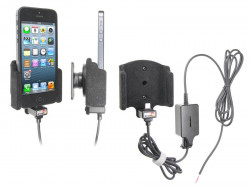 Support voiture Brodit Apple iPhone 5 installation fixe - Avec rotule. Surface