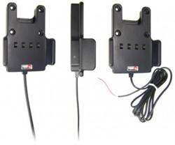 Support voiture  Brodit Harris Unity XG-100P  installation fixe - Conception mince avec chargeur intégré dans le support. Pour une utilisation avec des batteries Li-ion ou Li-Poly. Réf 532224