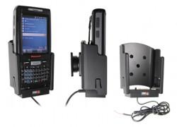 Support voiture  Brodit Honeywell 7800  installation fixe - Avec rotule. Conception mince avec chargeur intégré dans le support. Réf 532376
