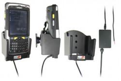 Support voiture  Brodit Psion Iken  installation fixe - Avec rotule, connectique Molex. Chargeur 2A. Avec verrouillage. Réf 971852