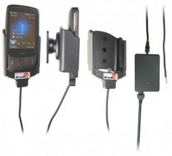 Support voiture  Brodit HTC Touch 3G  installation fixe - Avec rotule, connectique Molex. Chargeur 2A. Réf 971876