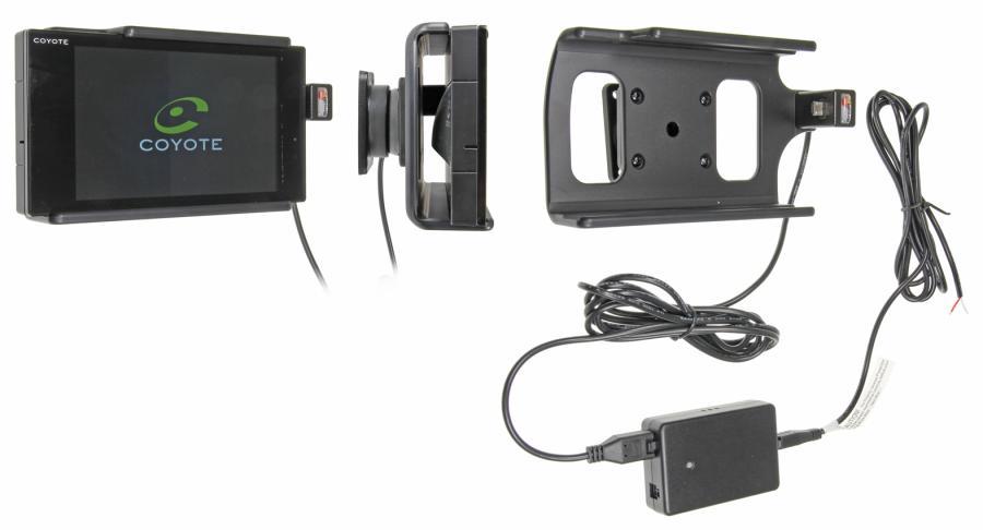 support voiture coyote nav installation fixe t l phones tablettes gps. Black Bedroom Furniture Sets. Home Design Ideas