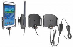 Chargeur 2A. Support réglable. Convient appareils avec et sans étui de dimensions: Larg: 75-89 mm, épaiss.: 12-16 mm. Réf 527629