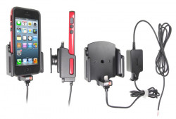 Support iPhone compatible étui et recharge