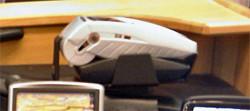 Support voiture  Brodit Sagem Monetel 930G  passif - Réf 213425