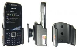 Support voiture  Brodit Nokia E75  passif avec rotule - Pour un montant position fermée. Réf 511009