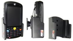 Support voiture  Brodit Motorola MC55  passif avec rotule - Pour appareil avec batterie standard et étendu. Réf 511013