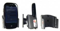 Support voiture  Brodit Palm Pre  passif avec rotule - Pour une position fermée. Réf 511027